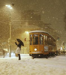 La bellezza dei tram di Milano - Il Post