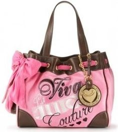 Juicy Couture purse <3