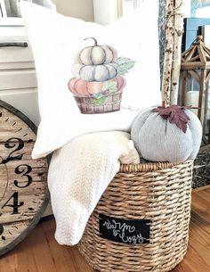 Favorite Fall Pillow