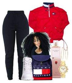 A fashion look from December 2017 featuring leather booties, blue backpacks and leather-strap watches. Browse and shop related looks. Malu Trevejo Outfits, Teen Fashion Outfits, Dope Outfits, Outfits For Teens, Trendy Outfits, Winter Outfits, Teen Swag Outfits, School Outfits, Fashion Tips