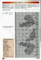 """Gallery.ru / Mongia - Альбом """"Crochet Filet pour Point de Croix 1"""""""