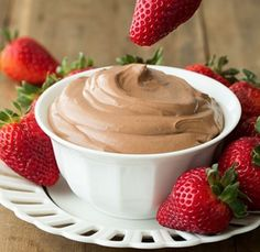 Nutella Cheesecake Dip | The WHOot