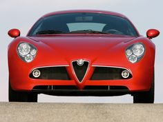 Photographs of the 2007 Alfa Romeo Competizione. An image gallery of the 2007 Alfa Romeo Competizione. Alfa 8c, Alfa Romeo 8c, Alfa Romeo Spider, Alfa Romeo Cars, Ford Gt, Ford Mustang, Cayenne Turbo, Civic Coupe, 911 Turbo S