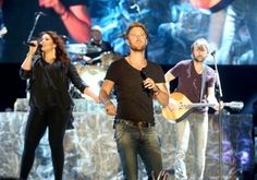 Lady Antebellum - Teen Choice Awards nominate country music stars