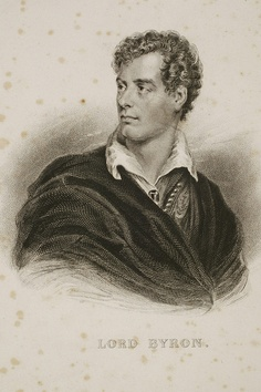 Lord Byron, por Thomas Phillips, 1846