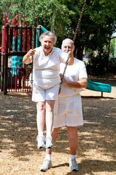 Golden Age Swingers!!!