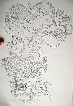 Desenhos de Dragão Facebook: Leandro Carlos Tattoo Instagram: Leandro_Carlos_Tattoo #LeandroCarlosTattoo #Ideiasdragao