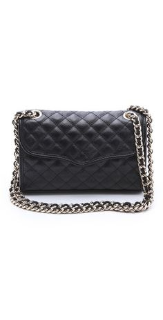 Rebecca Minkoff Quilted Mini Affair Bag | SHOPBOP | Use Code: INTHEFAMILY25 for 25% Off