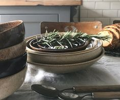 Denby Pottery Studio Craft Collection – Artisan Rustic 1970's revival Tableware