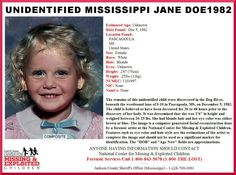 19 Best Tennessee Missing & Unidentified Persons images in 2017