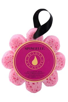 These colorful Wild Flower Spongelles are designed to moisturize and rejuvenate the skin, from neck to toe. A unique surface changes instantly as you squeeze, from a sensual exfoliating massage texture to as soft as silk. Our proprietary infusion technology provides a guaranteed number of washes, shower after shower. 14 + washes.   Infused Bodywash Buffer by Spongelle. Home & Gifts - Gifts - Scents & Bath Kentucky