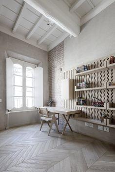 ARCHIPLAN STUDIO // Diego Cisi e Stefano Gorni Silvestrini Architetti, Davide Galli · APPARTAMENTO RJ