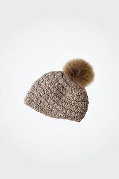 8b663aabd8d Elodie Hat in Mink