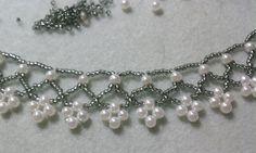 Good use of 4mm Swarovski pearls.