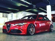 Alfa Romeo 147, Alfa Romeo Cars, Monster Garage, Fiat Abarth, Tuner Cars, Sports Sedan, Sweet Cars, Ferrari, Maserati