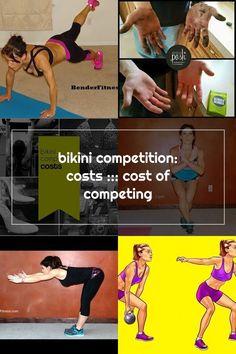bikini competition: costs ::: cost of competing Melissa Bender, Gender Bender, Competition, Bikinis, Bikini, Bikini Tops