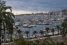 Palma de Mallorcan Bay of Palma Valencia, Spain, River, Outdoor, Palmas, Majorca, Outdoors, Sevilla Spain, Outdoor Games