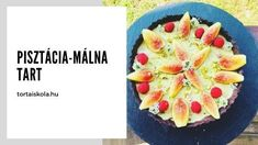 Pisztácia-málna tart Minion, Pineapple, Fruit, Food, Pine Apple, Essen, Minions, Meals, Yemek