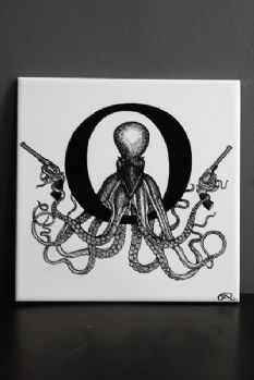 octopus with guns