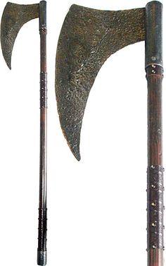 Scotland's Swords - Battle Axes