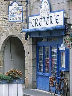 Roscoff, Finistere Region, Brittany - France