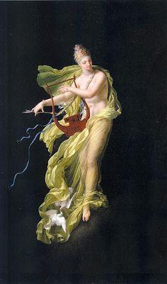 Anne-Louis Girodet de Roussy-Trioson, also given as Anne-Louis Girodet-Trioson or Girodet-Trioson (1767 –1824)