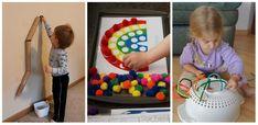 17 de idei de jocuri distractive si educative pentru nazdravanul tau