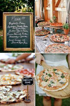 34 Unique Food Dessert Table Display Ideas Source by mrsmrtobe Unique Wedding Food, Wedding Buffet Food, Wedding Table Centerpieces, Wedding Catering, Wedding Menu, Unique Weddings, Wedding Ideas, Wedding Reception, Trendy Wedding