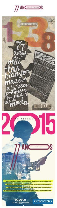 anúncio duplo - Jornal Correio ● direção de arte: luiz lopes - redação: pedro ivo