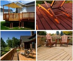 DIY Deck Building Guides and Project Plans-  Free Help from CanadianHomeWorkshop.com