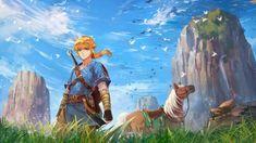 Link (Breath of the Wild) - Zelda no Densetsu: Breath of the Wild - Image - Zerochan Anime Image Board The Legend Of Zelda, Legend Of Zelda Breath, Breath Of The Wild, Zelda Video Games, Evil Demons, Link Art, Twilight Princess, All Art, Creatures
