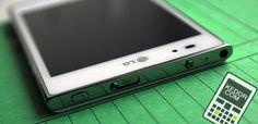 LG Optimus VU - вид сверху - http://keddr.com/2012/10/obzor-lg-optimus-vu/