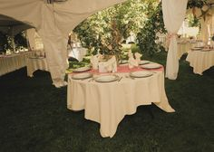 tent weddings, outdoor weddings, apple orchard weddings, tablescapes, pink, gold and silver weddings, pink flowers @karlenegray Silver Weddings, August 24, Apple Orchard, Tent Wedding, Outdoor Weddings, Tablescapes, Pink Flowers, Table Decorations, Gold