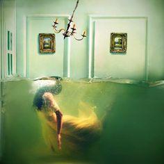 """Lara Zankoul, artista e fotografa libanese, nel 2013 ha creato questa serie di scatti, chiamata """"The Unseen"""""""