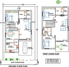 Vastu For North Facing House Layout North Facing House Plan 8