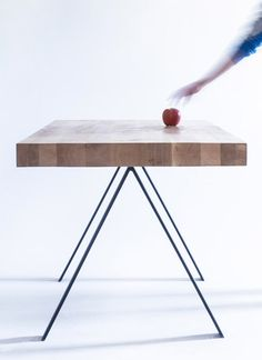 5mm launches collection of top-heavy tables.