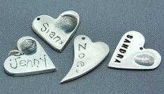 Country Love Crafts - Silver Clay Hallmarking
