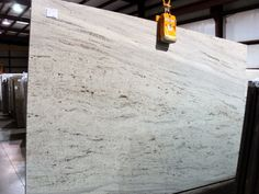 River White Granite Slab 3357