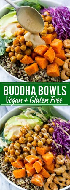 Buddha Bowl Recipe |