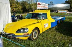 #Citroën #DS #Tissier aux Grandes Heures #Automobiles à #Montlhéry Reportage complet : http://newsdanciennes.com/2015/09/29/grand-format-les-grandes-heures-automobiles/ #Vintage #Cars #Classic_Cars #Voitures #Anciennes