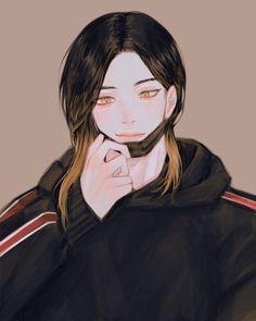 """린 on Twitter: """"켄마🏐… """" Kenma Kozume, Haikyuu Karasuno, Kuroken, Haikyuu Fanart, Kageyama, Haikyuu Anime, Kitten Names, Real Anime, Haikyuu Wallpaper"""