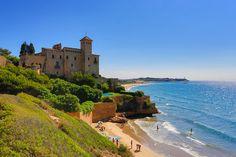 Castillo de Tamarit (Tarragona) España