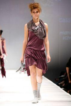 2009 Annual Fashion Best 3rd Year Range Cassey Ziegelmeier