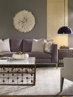Vanguard Furniture: Room Scene VG_V352E-1S_P277CS_P277E