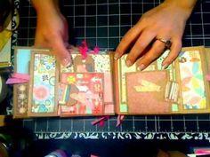 ▶ Hopscotch Paper Bag Album... - YouTube