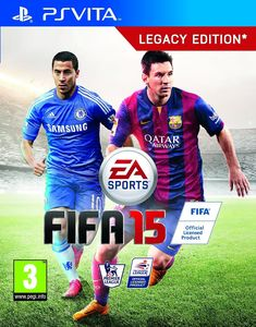 FIFA 15 is association football simulation sports football video game This game developed by EA Canada and published by EA Sports. One of the best Sports Football video game ever. Fifa 15 Ps4, Fifa 15 Game, Xbox 360 Fifa, Ea Fifa, Wii, Xbox 360 Video, Ps4 Video, Fifa 2015, Serious Game