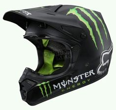Monster helmet
