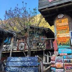 Kadir's tree houses à Antalya en Turquie | 16 auberges de jeunesse où séjourner au moins une fois dans sa vie