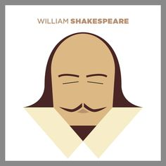 William Shakespeare (Caricature) Dunway Enterprises - http://www.learn-to-draw.org/caricatures_clb.html?hop=dunway
