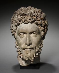 Italy, Roman, Antonine period, 2nd Century, marble, Overall: h. 38.20 cm (15 inches). Purchase from the J. H. Wade Fund 1952.260